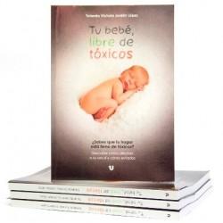 """LIBRO """"TU BEBÉ LIBRE DE TÓXICOS"""" YOLANDA V. JORDÁN"""