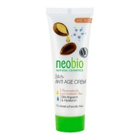 CREMA FACIAL ANTIEDAD 24 H NEOBIO. 50 ml
