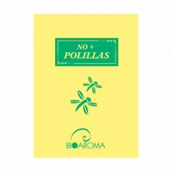 SAQUITO ANTIPOLILLAS BIOAROMA 12,5 gr
