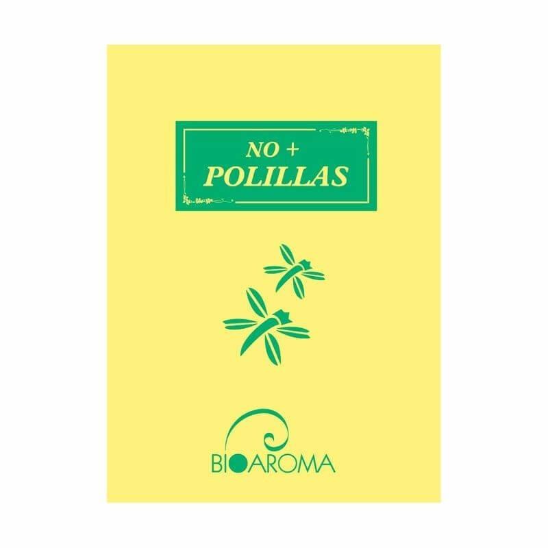 SAQUITO ANTIPOLILLAS BIOAROMA 12,5 g