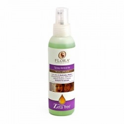SPRAY AMBIENTAL REPELENTE DE INSECTOS FLORA. 130 ml