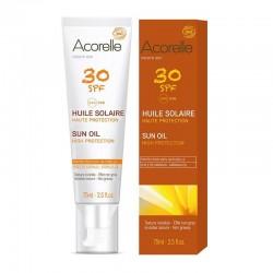 ACEITE PROTECTOR SOLAR SPF 30 ACORELLE 75 ml
