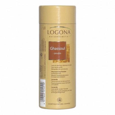 LAVAERDE POLVO COMPACTO MINERAL LOGONA. 300 g