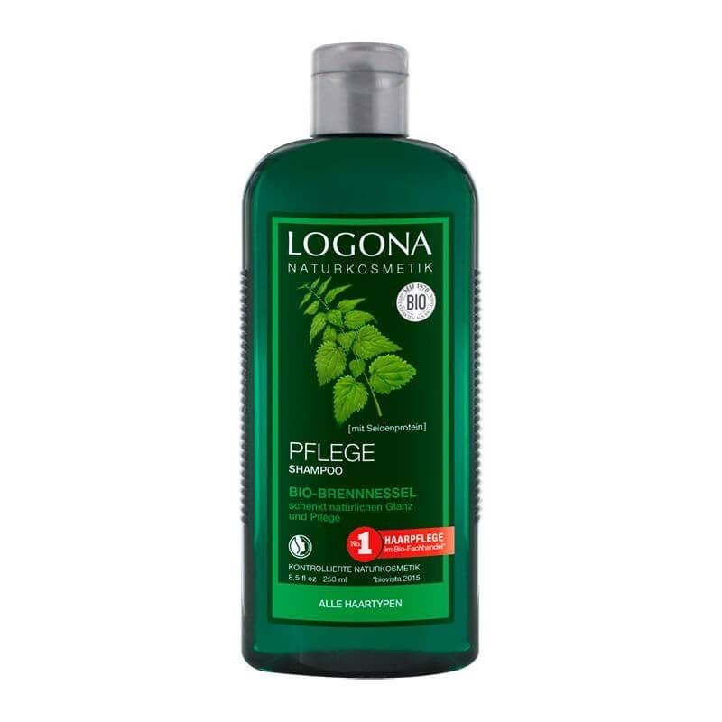 CHAMPÚ CUIDADO CLÁSICO DE ORTIGA LOGONA 250 ml