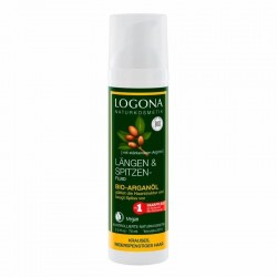 FLUIDO ESPECIAL DE PUNTAS DE ARGÁN LOGONA 75 ml