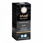 TINTE BIO NEGRO INTENSO KHADI. 100 g