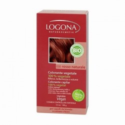 COLORANTE VEGETAL EN POLVO 030 COBRE NATURAL LOGONA. 100 g