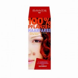 COLORANTE VEGETAL EN POLVO ROJO NATURAL SANTE. 100 g
