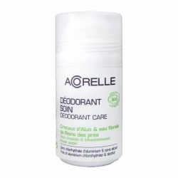 DESODORANTE EN ROLL-ON MINERAL ESENCIA ACORELLE. 50 ml