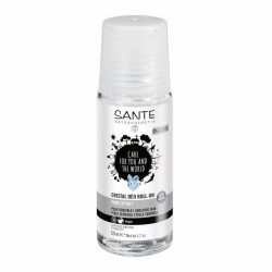 DESODORANTE EN ROLL-ON MINERAL PURE SPIRIT SANTE 50 ml