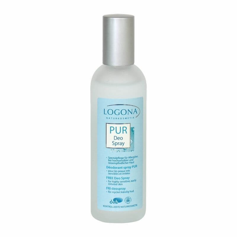DESODORANTE EN SPRAY FREE LOGONA. 100 ml