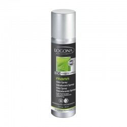 DESODORANTE EN SPRAY MANN LOGONA. 100 ml