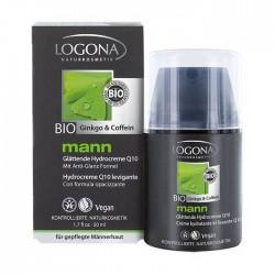CREMA HIDRATANTE MANN CON Q10 LOGONA 50 ml