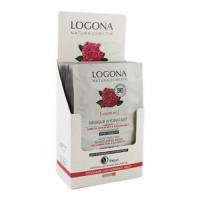 MASCARILLA HIDRATANTE DE ROSAS LOGONA. 10x15 ml