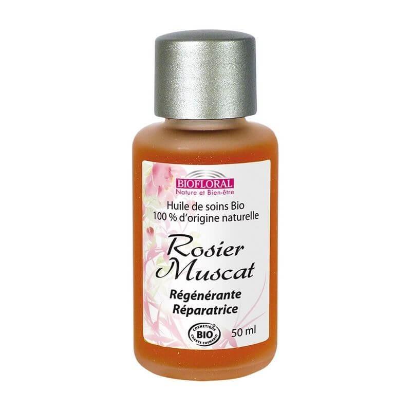 ACEITE DE ROSA MOSQUETA BIO BIOFLORAL. 50 ml