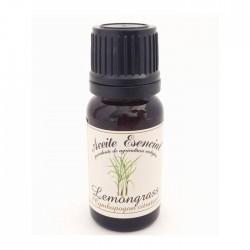 ACEITE ESENCIAL DE LEMON GRASS (CYMBOPOGON CITRATUS) LABIATAE. 12 ml