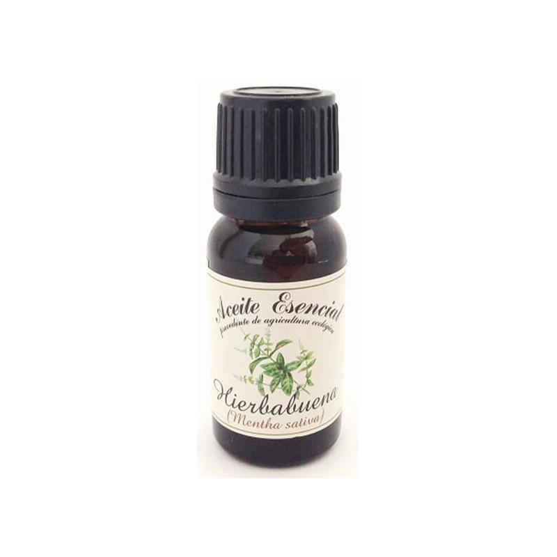 ACEITE ESENCIAL DE HIERBABUENA (MENTHA SATIVA) LABIATAE 12 ml