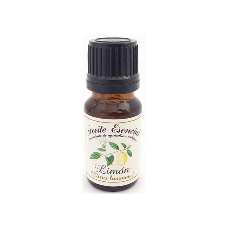 ACEITE ESENCIAL DE LIMÓN (CITRUS LIMONUM) LABIATAE 12 ml