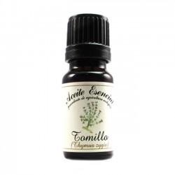 ACEITE ESENCIAL DE TOMILLO (THYMUS ZYGIS) LABIATAE 12 ml