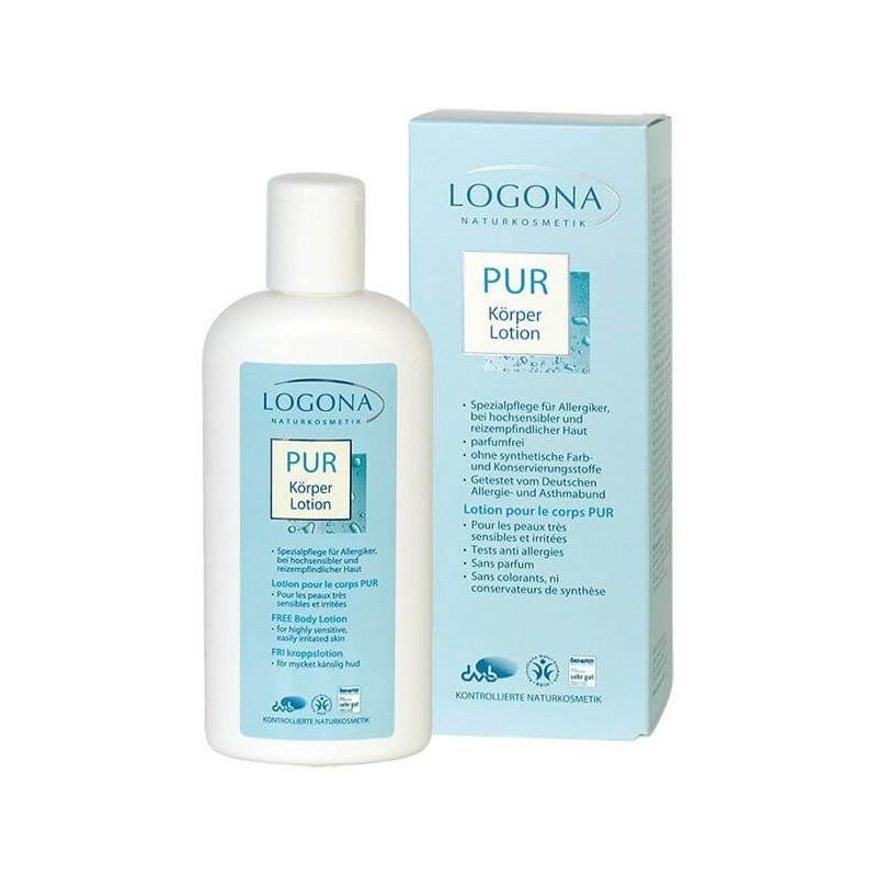 LOCIÓN CORPORAL FREE LOGONA. 200 ml