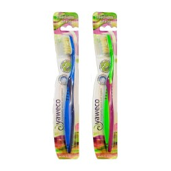 CEPILLO DENTAL NATURE MEDIO YAWECO 1 ud