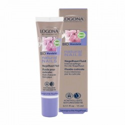 FLUIDO PARA LAS CUTÍCULAS NATURAL NAILS LOGONA. 15 ml