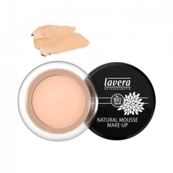 MAQUILLAJE MOUSSE 01 IVORY LAVERA 15 g
