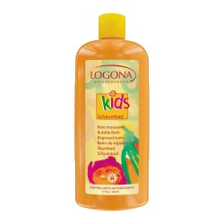 GEL DE BAÑO ESPUMOSO KIDS LOGONA. 500 ml