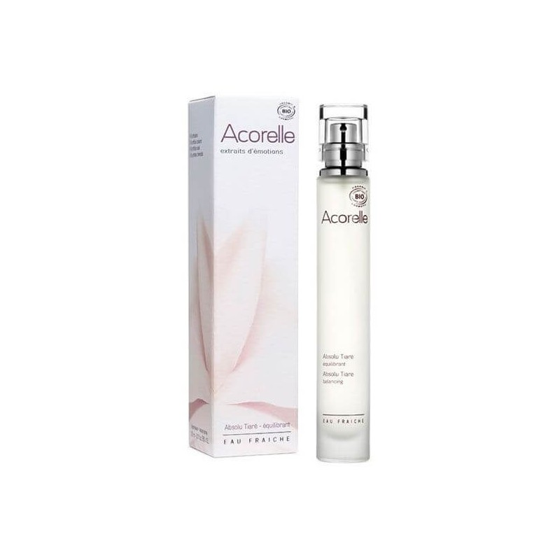 AGUA DE PERFUME EN ROLL-ON ABSOLU TIARE EQUILIBRANTE ACORELLE 10 ml