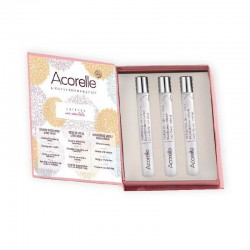 SET 3 AGUAS DE PERFUME RELAJANTES EN ROLL-ON ACORELLE