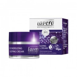 CREMA SLEEPING REPARADORA LAVERA. 50 ml
