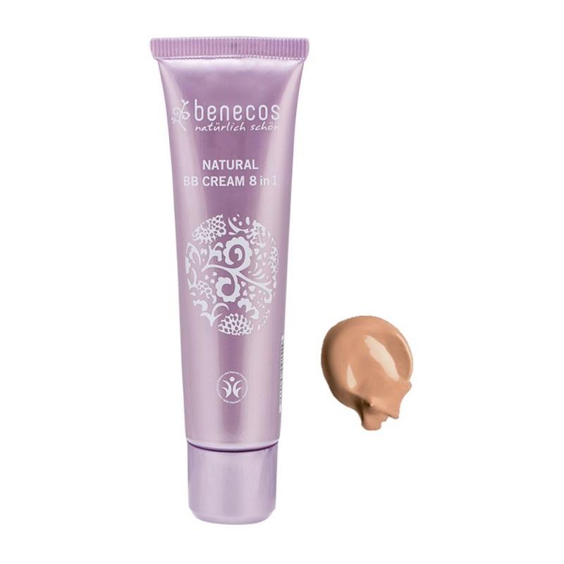 CREMA BB 8 EN 1 BENECOS. 20 ml