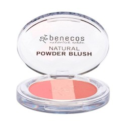COLORETE COMPACTO TRIO FALL IN LOVE BENECOS 5,5 g