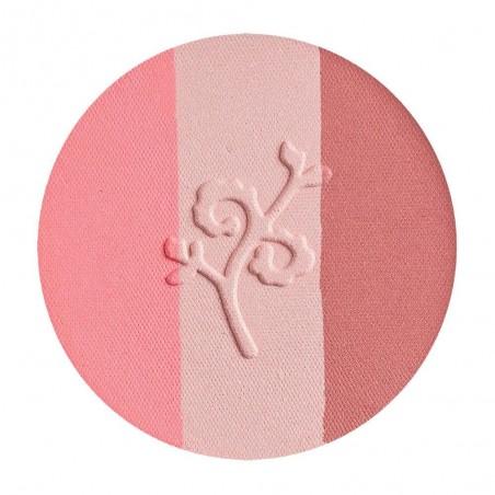 COLORETE COMPACTO TRIO FALL IN LOVE BENECOS. 5.5 g