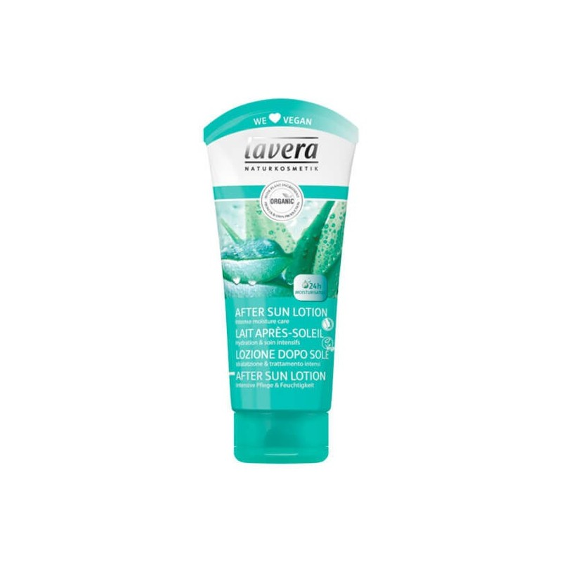 LOCIÓN AFTERSUN LAVERA. 200 ml