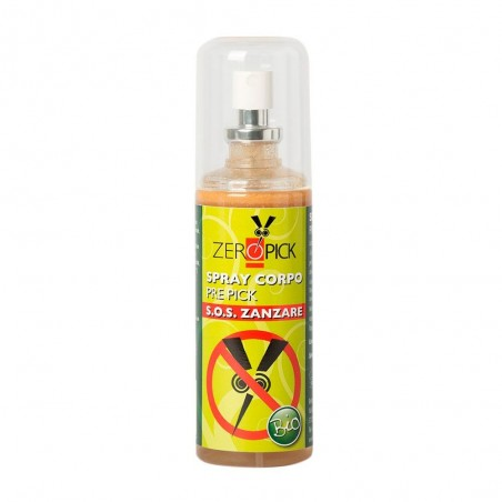 SPRAY CORPORAL ANTIMOSQUITOS ZEROPICK. 100 ml