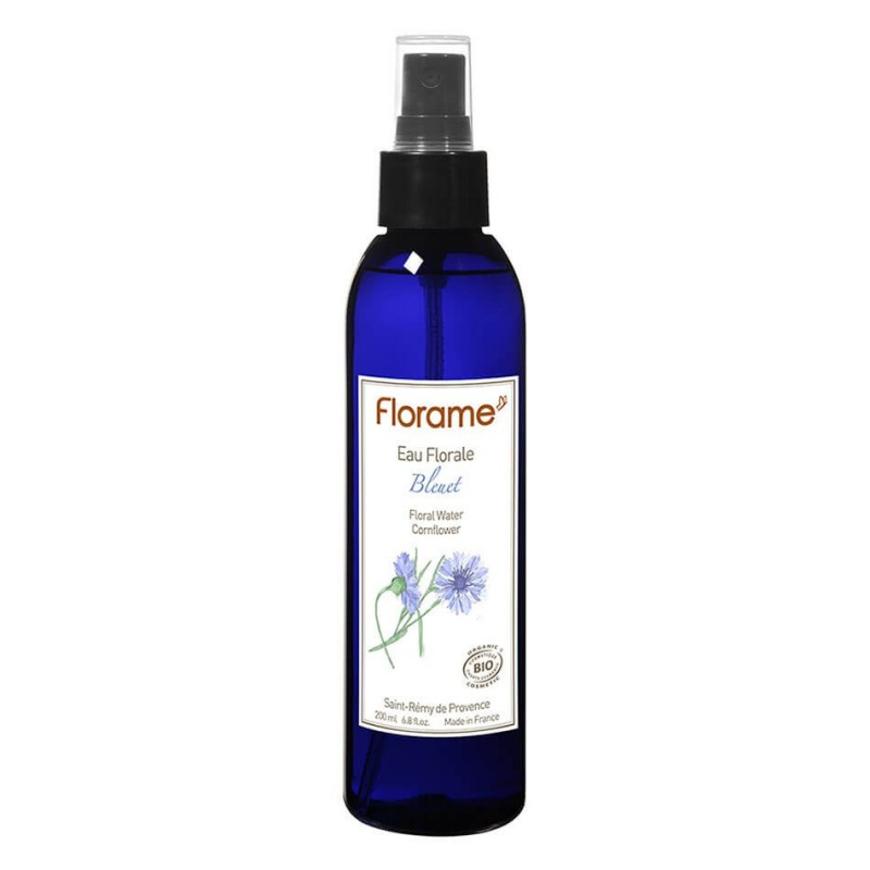 AGUA FLORAL DE ACIANO (BLAUET) FLORAME. 200 ml