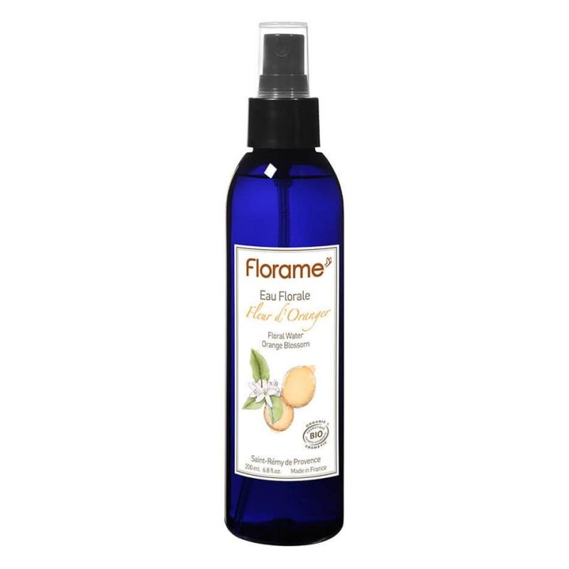 AGUA FLORAL DE AZAHAR (ORANGE BLOSSOM) FLORAME. 200 ml