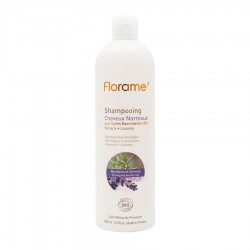 CHAMPÚ CABELLO NORMAL ROMERO Y LAVANDA FLORAME. 500 ml