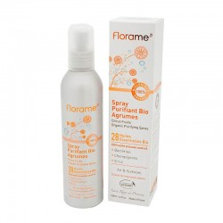 SPRAY PURIFICANTE CÍTRICO FLORAME. 180 ml