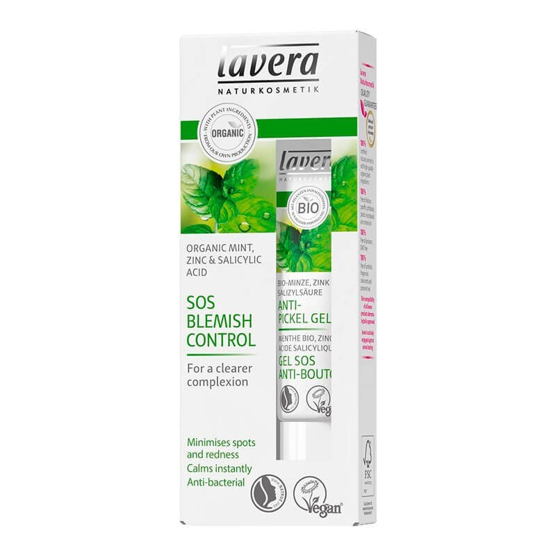 GEL SOS ANTIACNÉ LAVERA 15 ml