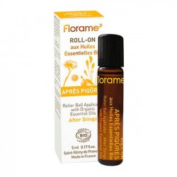 ACEITE ESENCIAL ROLL-ON AFTER BITTE CALMANTE DE PICADURAS FLORAME. 5 ml