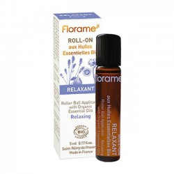 ACEITE ESENCIAL ROLL-ON RELAJANTE FLORAME. 5 ml