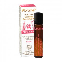 ACEITE ESENCIAL ROLL-ON CURATIVO FLORAME. 5 ml