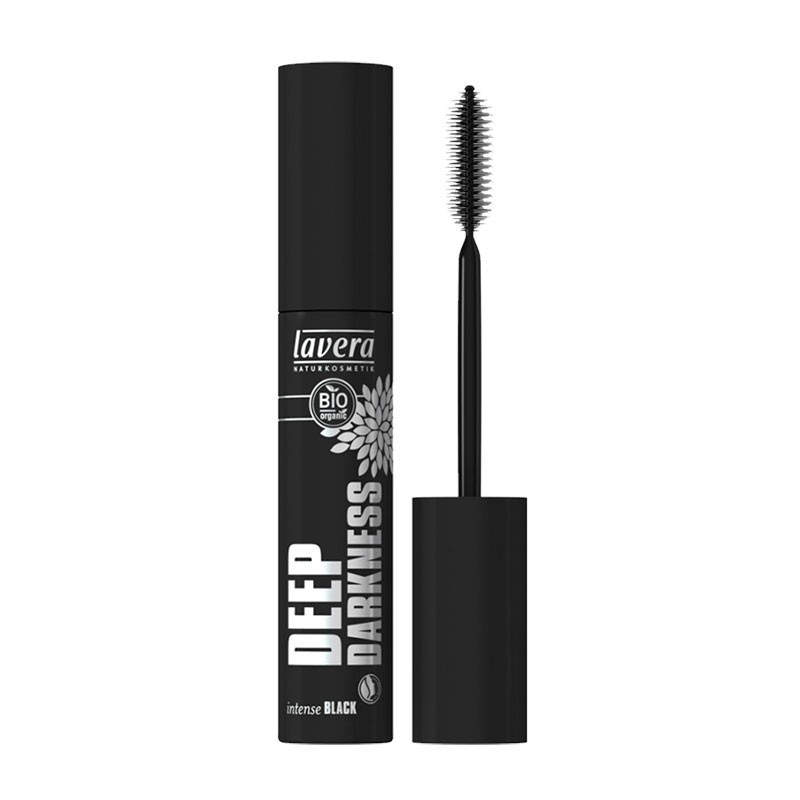 MÁSCARA DE PESTAÑAS INTENSE BLACK LAVERA 13 ml