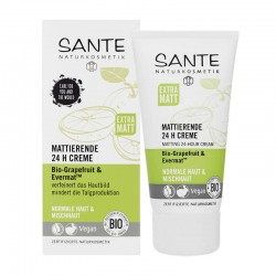 CREMA MATIFICANTE 24 H SANTE. 50 ml