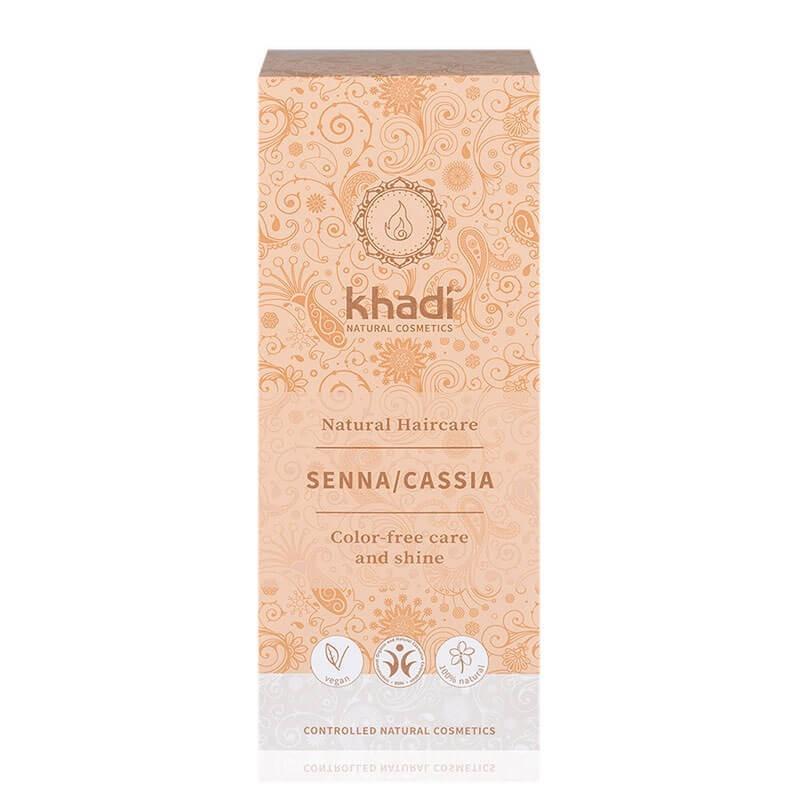 HENNA CASSIA-NEUTRA 100 % PURA KHADI