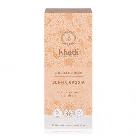 HENNA CASSIA-NEUTRA 100 % PURA KHADI. 100 g