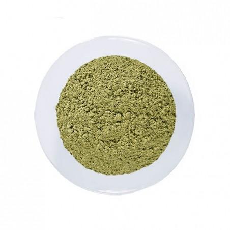 TINTE VEGETAL CASTAÑO OSCURO KHADI. 100 g