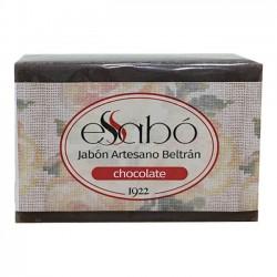 JABÓN ARTESANO DE CHOCOLATE ESSABÓ 100 g